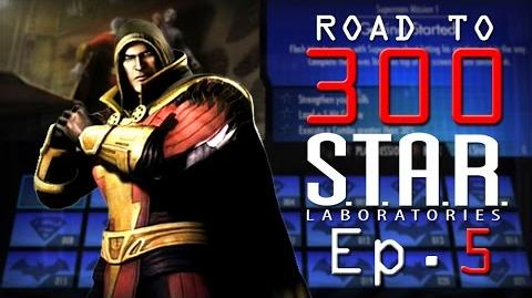 Road to 300 - Ep.5 - Shazam (S.T.A.R. Labs Mission 41-50)
