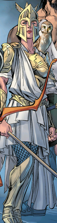 Athena Injustice