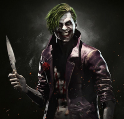 Image result for injustice 2 joker