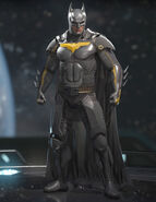 Batman - The Gotham Knight - Alternate