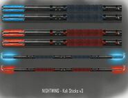 Nightwing Concept's 5
