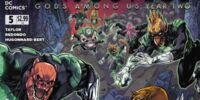 Injustice: Year Two Issue 5