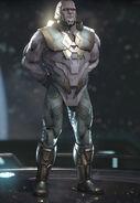 Darkseid - Omega Effect