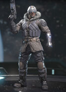 Captain Cold - Stone Cold Killer - Alternate