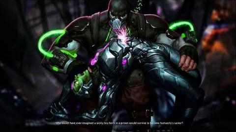 Injustice 2- Bane's Ending
