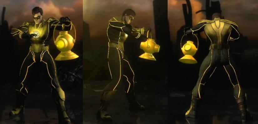 Image - Green lantern yellow lantern.jpg | Injustice:Gods ...