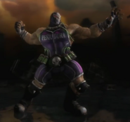 Luchador Bane in Archives