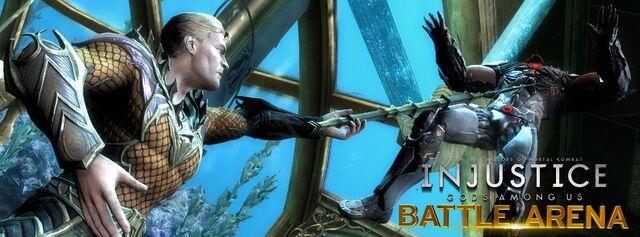 File:Aquaman vs Cyborg.jpg
