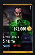 GreenLanternSinestro