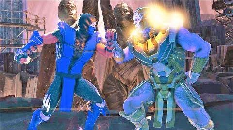 INJUSTICE 2 - Darkseid REMEMBERS Sub-Zero!!! Darkseid will do what?! Klassic FATALITY reference