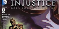 Injustice: Year Five Issue 5