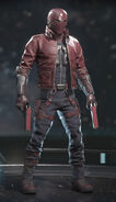Red Hood - Battle for the Cowl - Alt