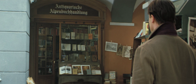 Alpine Antiquarian Bookshop