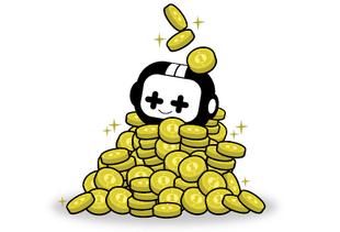 Mochi Loves Coins