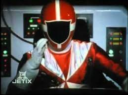 Red Ranger Does Shit
