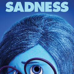 Character Poster of Sadness