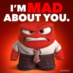 Image of Anger released for Valentine's Day