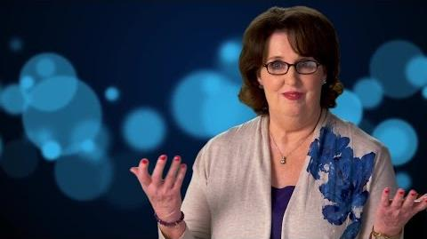 Inside Out - Behind the Scenes Interview with Phyllis Smith
