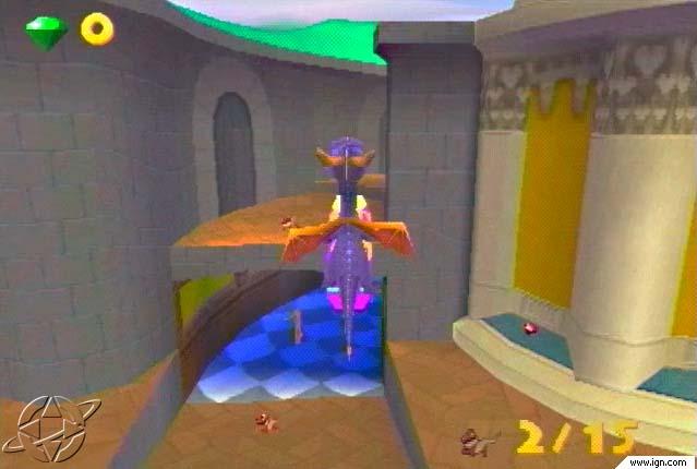 Spyro: Year of the Dragon | Insomniac Games Wiki | FANDOM ...