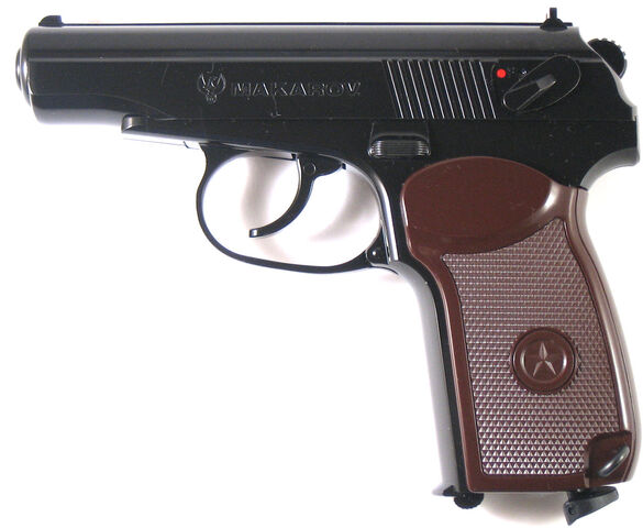File:Makarov Pistol.jpg