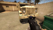 USMC Truck