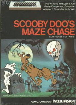 Scooby Doos Maze Chase