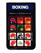 Boxing Overlay