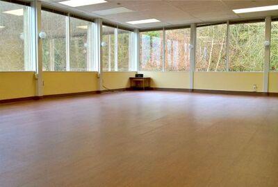 Martial Magic classroom