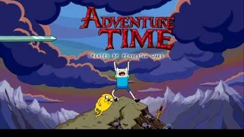 Adventure Time - theme song (Italian)