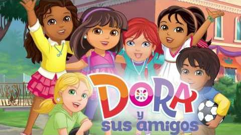 Dora and Friends Into the City! - theme song (Latin American Spanish)