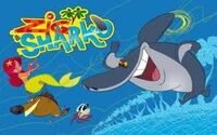 Zig and Sharko logo