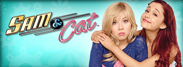 Sam and Cat header