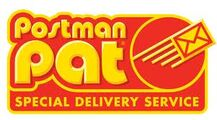 Postman Pat logo