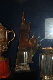 Canada Cup in Hockey Hall of Fame