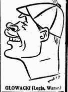 Glowacki Caricature