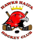 Haifa Hawks Hockey Team Logo