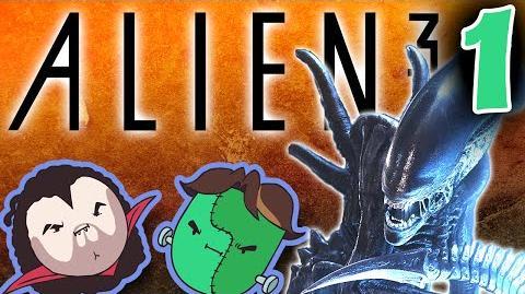 Alien 3 Life and Gun - PART 1 - Game Grumps