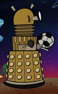 Bad Days Dalek