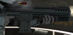 Rhino Tactical Shotgun