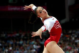 Aliya Mustafina Olympics Day 11 Gymnastics ccSSQqTnaZMl