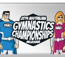 2014 Australian National Championships