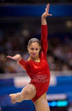 Sabrina Vega Artistic Gymnastics World Championships CRsuyIk7d-Nl