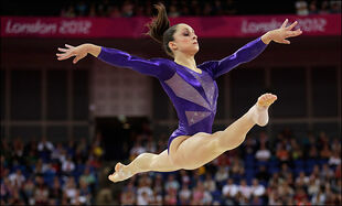 Wieber2012olympicsqf