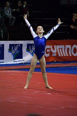 Florea adela 2010 top gym