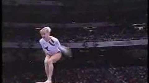 Shannon Miller - 1996 Olympics EF - Balance Beam