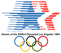 210px-Los Angeles 1984 Summer Olympics Logo
