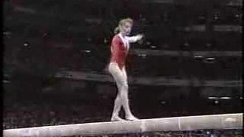 Dina Kochetkova - 1996 Olympics AA - Balance Beam-0