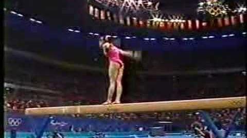 Liu Xuan - 2000 Olympics EF - Balance Beam