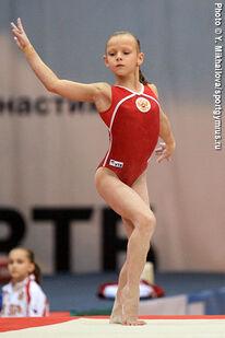 Bondareva maria 2012 russian champs