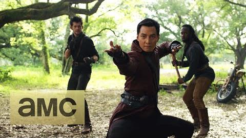 Official Comic Con Trailer Into the Badlands World Premiere